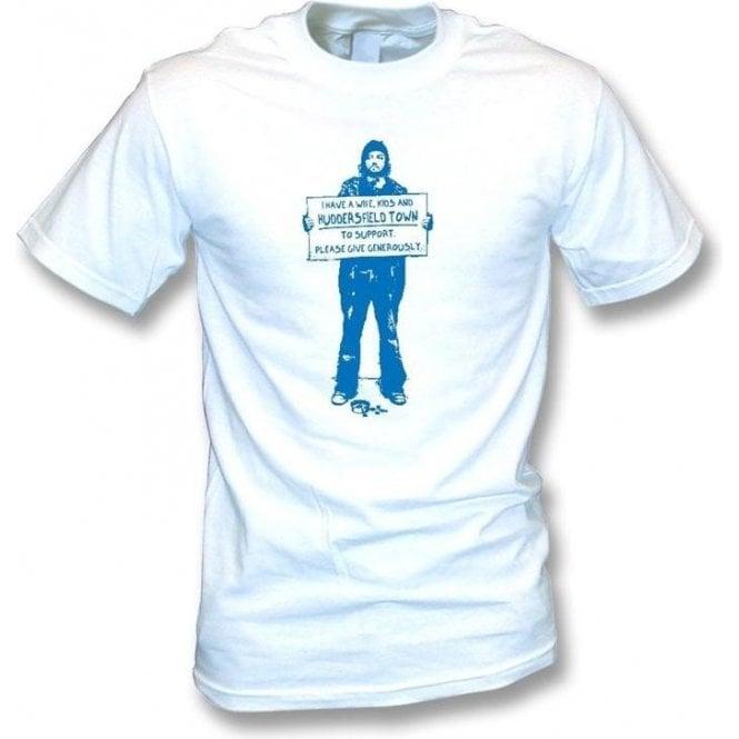 I Support Huddersfield Town T-shirt