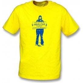I Support Mansfield Town T-shirt