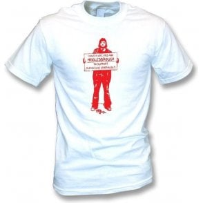 I Support Middlesbrough T-shirt