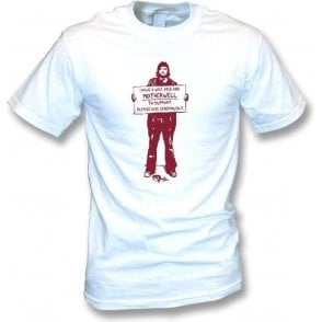 I Support Motherwell T-shirt