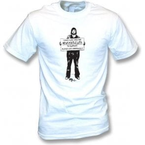 I Support Newcastle Utd T-shirt
