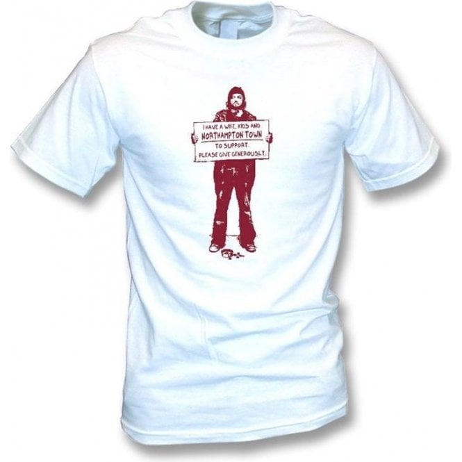 I Support Northampton Town T-shirt