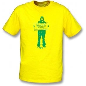I Support Norwich City T-shirt