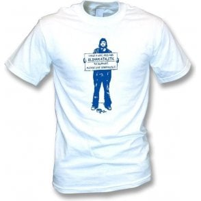 I Support Oldham Athletic T-shirt