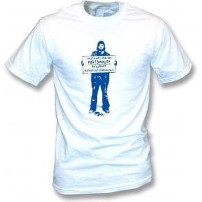 I Support Portsmouth T-shirt