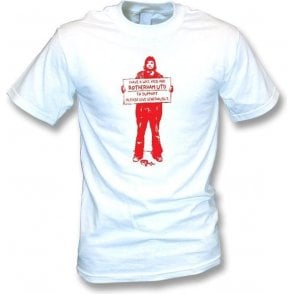I Support Rotherham Utd T-shirt