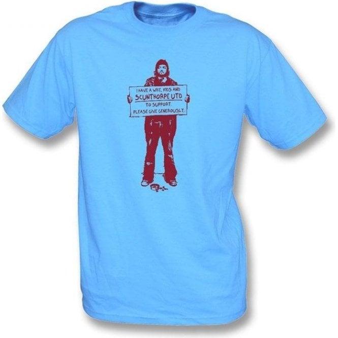 I Support Scunthorpe Utd T-shirt