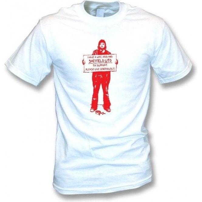 I Support Sheffield Utd T-shirt