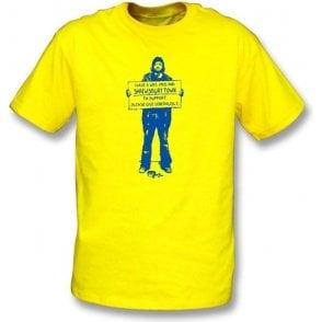 I Support Shrewsbury Town T-shirt