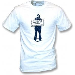 I Support Southend Utd T-shirt