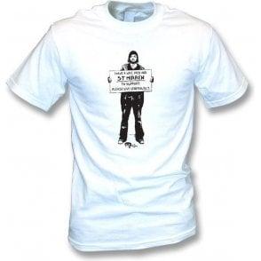 I Support St Mirren T-shirt