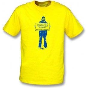 I Support Torquay Utd T-shirt