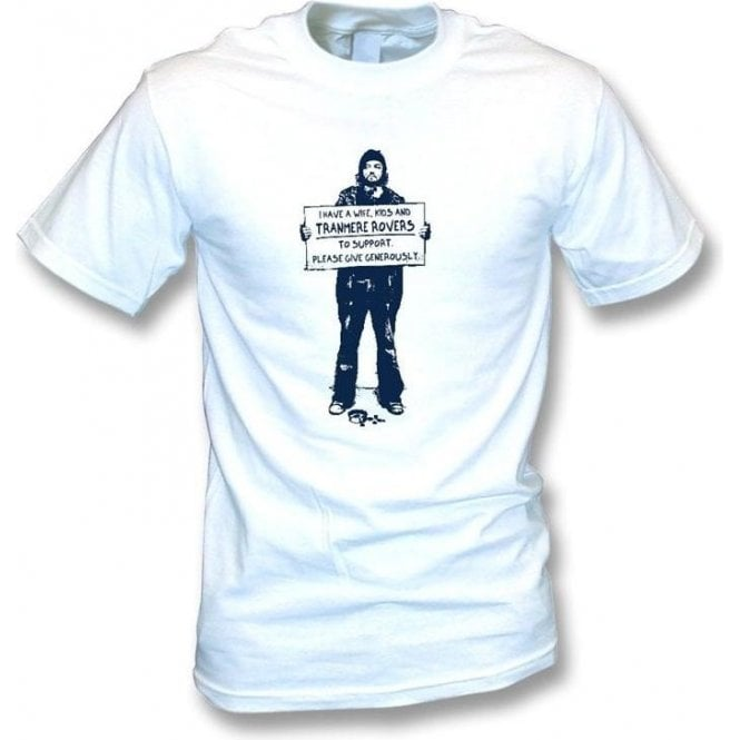 I Support Tranmere Rovers T-shirt
