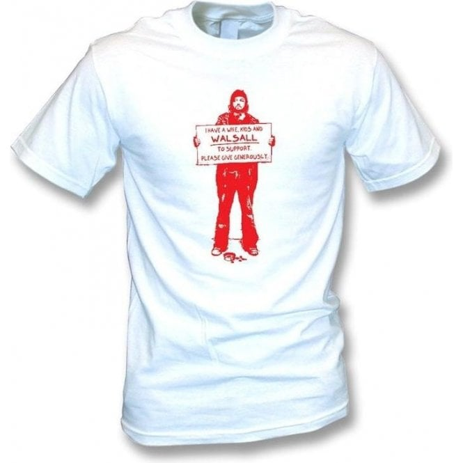 I Support Walsall T-shirt
