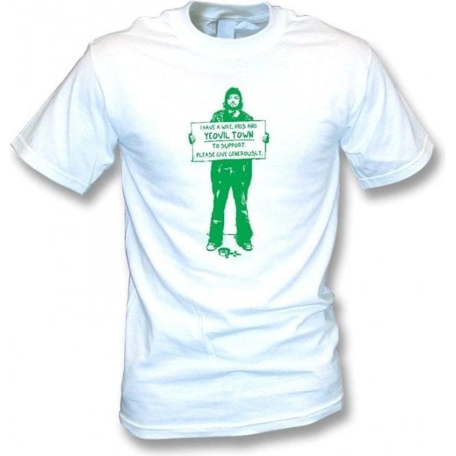 I Support Yeovil Town T-shirt
