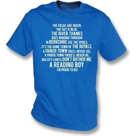 I'm Proud To Be (Reading) Kids T-Shirt
