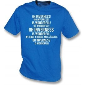 Inverness Is Wonderful T-Shirt