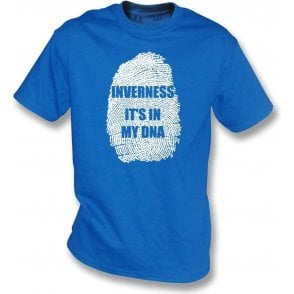 Inverness - It's In My DNA Kids T-Shirt