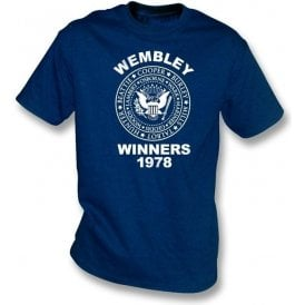 Ipswich Wembley Winners 1978 T-shirt