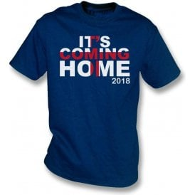 It's Coming Home (England 2018) Kids T-Shirt