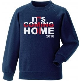 It's Coming Home (England 2018) Sweatshirt