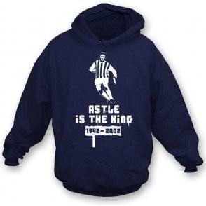 Jeff Astle Is The King hooded sweatshirt