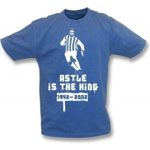 Jeff Astle Is the King vintage wash t-shirt