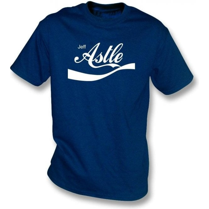 Jeff Astle (West Brom) Enjoy-Style T-Shirt