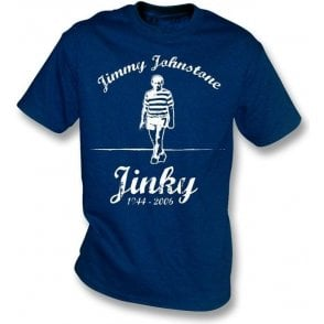 Jimmy Jinky Johnstone t-shirt