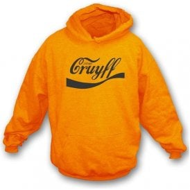 Johan Cruyff (Holland) Enjoy-Style Hooded Sweatshirt