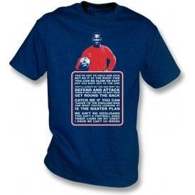John Barnes - World In Motion Kids T-Shirt
