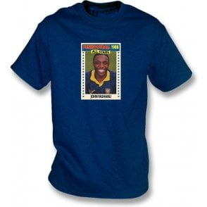 John Fashanu 1988 (AFC Wimbledon) Navy T-Shirt