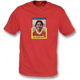 John Robertson 1980 (Nottingham Forest) T-Shirt