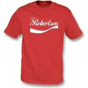 John Robertson (Nottingham Forest) Enjoy-Style T-Shirt