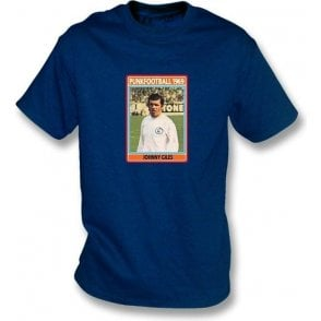 Johnny Giles 1969 (Leeds United) T-Shirt