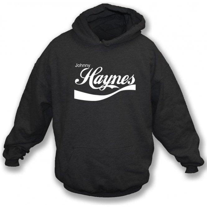 Johnny Haynes (Fulham) Enjoy-Style Hooded Sweatshirt