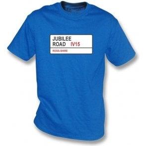 Jubilee Road IV15 T-Shirt (Ross County)