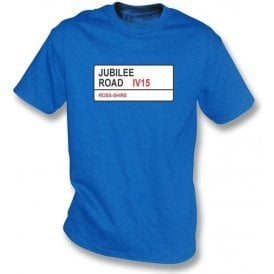Jubilee Road IV15 T-Shirt (Ross County)