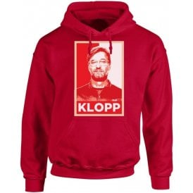 Jurgen Klopp - Hope Poster (Liverpool) Hooded Sweatshirt