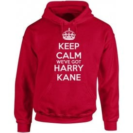 Keep Calm, We've Got Harry Kane (England) Hooded Sweatshirt