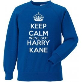 Keep Calm, We've Got Harry Kane (England) Sweatshirt