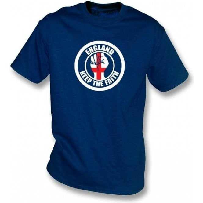 Keep the Faith England T-shirt
