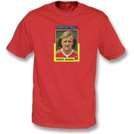 Kenny Burns 1980 (Nottingham Forest) T-Shirt