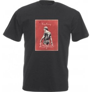 "Kenny Dalglish ""King Kenny"" Vintage Poster Vintage Wash T-Shirt"