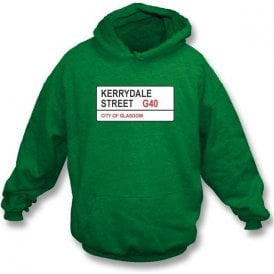 Kerrydale Street G40 Hooded Sweatshirt (Celtic)
