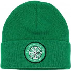 Kids Celtic FC Core Beanie