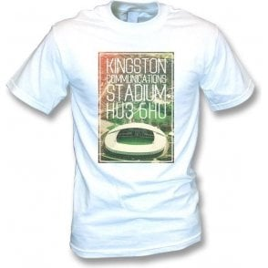 Kingston Communications Stadium HU3 6HU (Hull City) T-Shirt