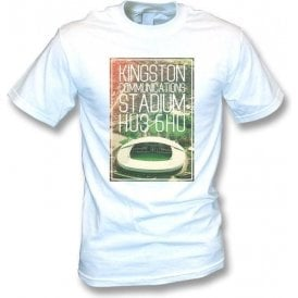 Kingston Communications Stadium HU3 6HU (Hull City) T-Shirt