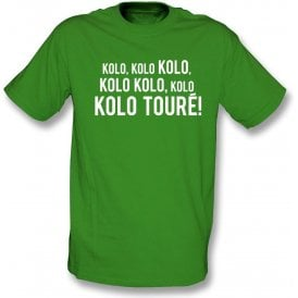Kolo Toure (Celtic) Kids T-Shirt
