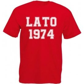 Lato 1974 (Poland) Kids T-Shirt